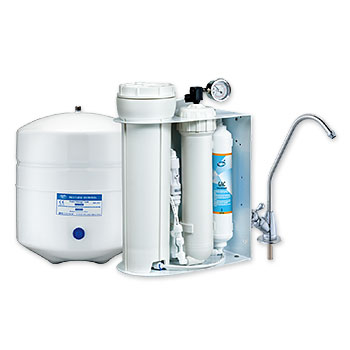 3 stage RO System with pump