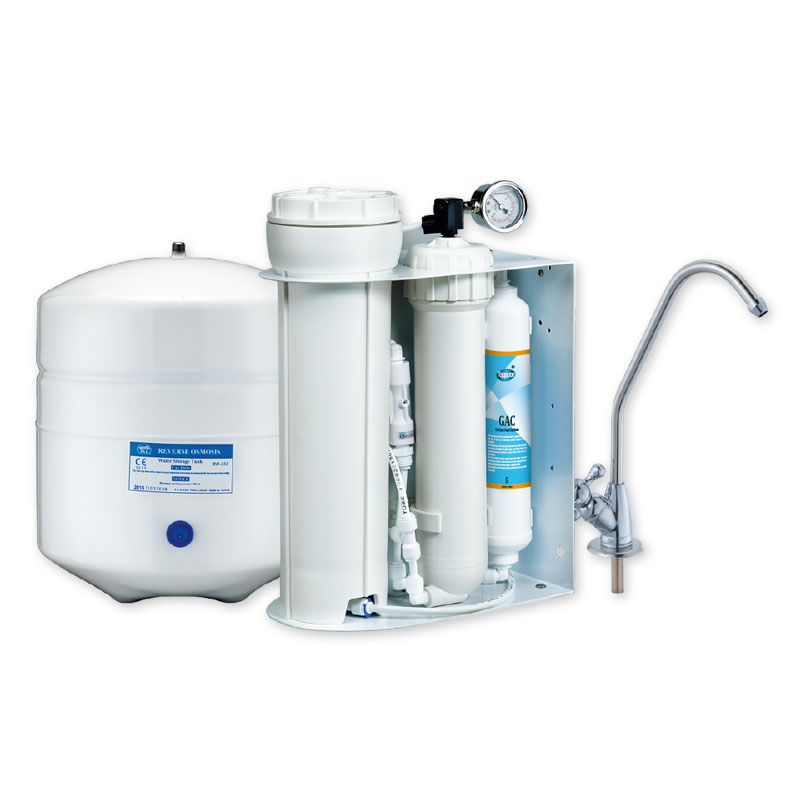 3 stage RO Drinking Water System with pump