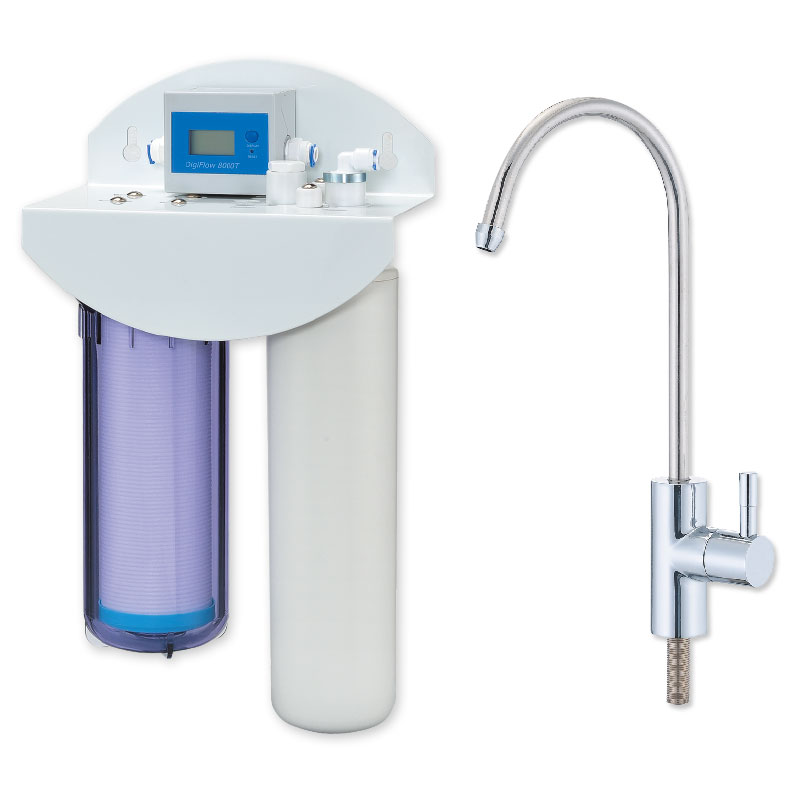 TPR-DW002B,2 stage Drinking water system w/faucet